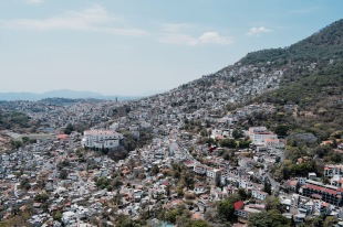 Vue sur la ville - Taxco