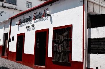 Restaurante Santa Fe - Taxco