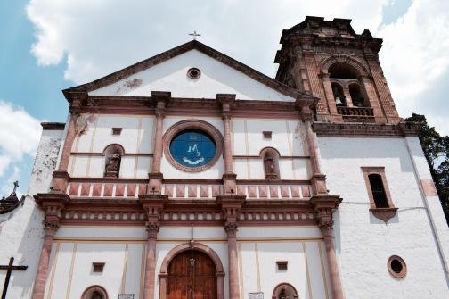 Basilique de Nuestra Señora de la Salud - Patzcuaro