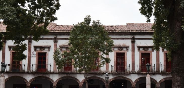 Plaza Vasco de Quiroga - Patzcuaro