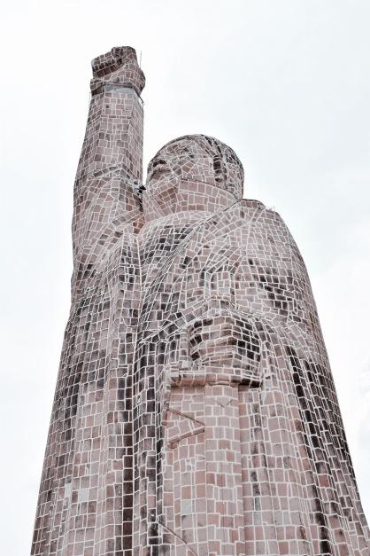 Statue de Jose Maria Morelos - Patzcuaro