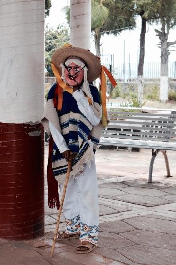 La Danza de los Viejitos - Patzcuaro