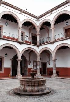Palais de justice - Morelia