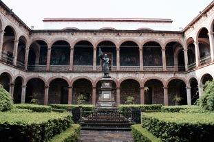 Colegio de San Nicola - Morelia