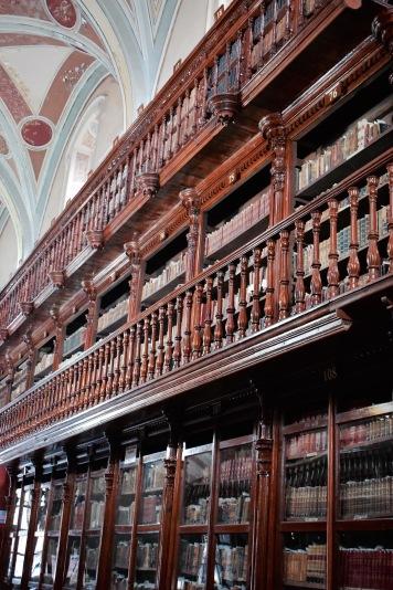 Bibliothèque de l'Université Michoacana - Morelia