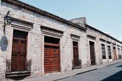 Bâtiments en pierre - Morelia