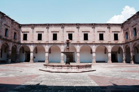 Palacio Clavijero - Morelia