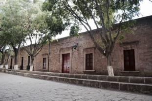Calzada Fray Antonio de San Miguel - Morelia