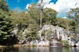 Lac des truites - Omega