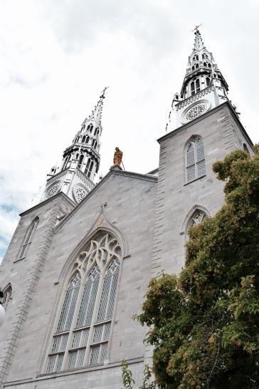 Basilique de Notre Dame - Ottawa