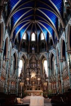 Basilique Notre Dame - Ottawa