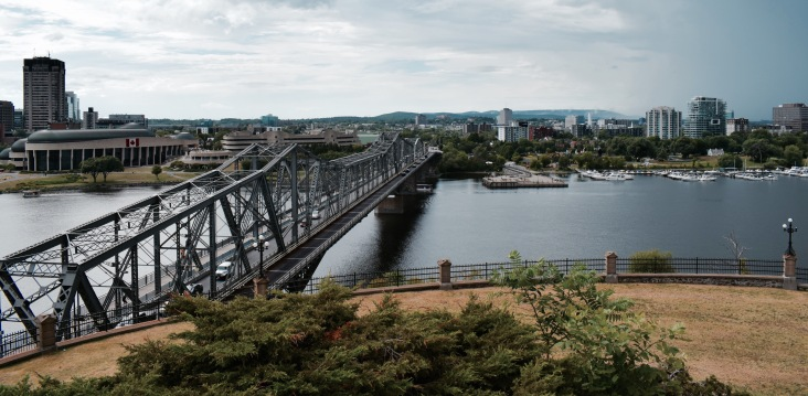 Parc de la pointe Nepean - Ottawa