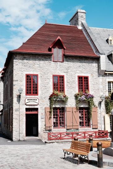 Petit Champlain - Quebec