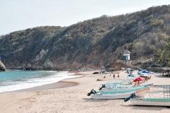 Playa El Rinconcito - Mazunte