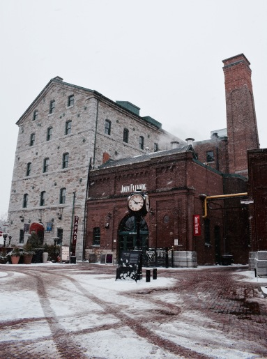 Distillery District - Toronto