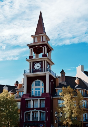 Village - Mont Tremblant