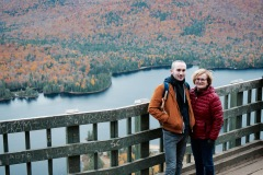 Belvédère - Parc National du Mont Tremblant