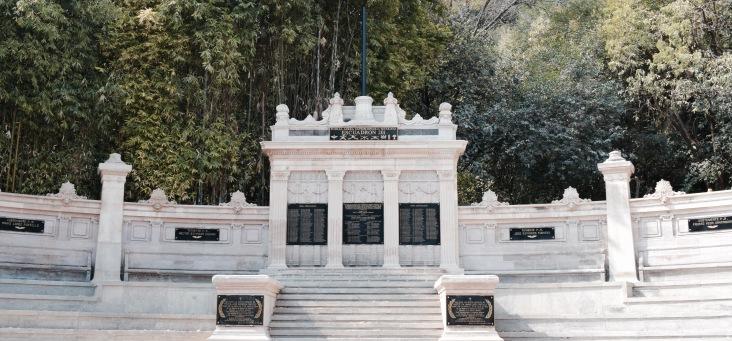 Tribuna Monumental de las Aguilas - Chapultepec