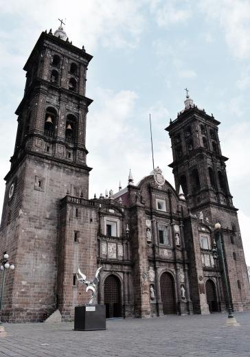 Cathédrale - Puebla