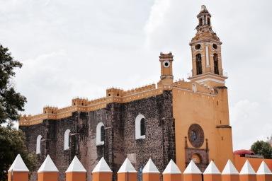 Ex Convento de San Gabriel - Puebla
