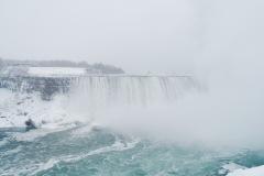 Chutes du fer à cheval - Niagara Falls