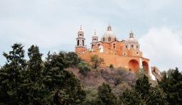 Sanctuaire de Nuestra Señora de los Remedios - Cholula