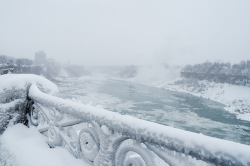 Chutes du Niagara - Niagara Falls