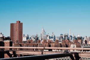 Vue sur Manhattan - New York