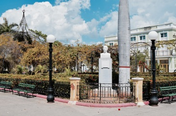 Parque Cespedes - Trinidad