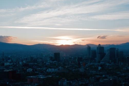 Torre Latinoamericana - Mexico