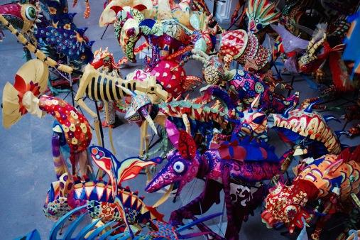 Museo del Arter Popular - Mexico