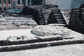 Templo Mayor - Mexico