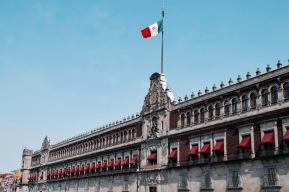 Palacio Nacional - Mexique