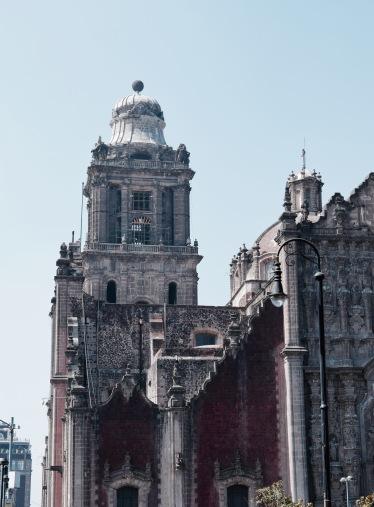Catedral Metropolitana - Mexico
