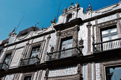 Casa de los Azuelos - Mexico