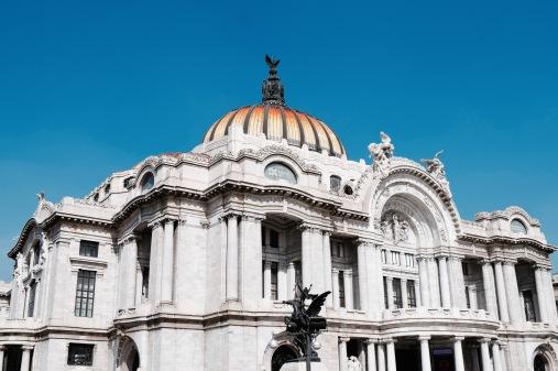 Palacio de Bellas Artes - Mexico