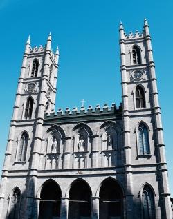 Basilique Notre-Dame - Montréal