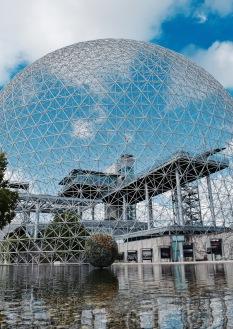 Biosphère de l'environnement - Montréal