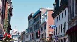 Rue Saint Paul - Montréal
