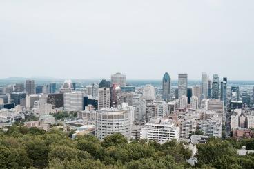Belvédère du Mont Royal - Montréal