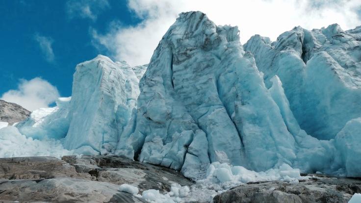 Glaciers - Joffre Lake