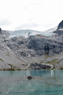 Upper Lake - Joffre Lake
