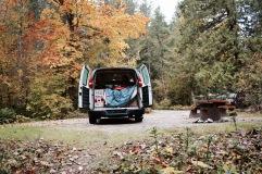 Emory Creep Camp - Canyon du Fraser