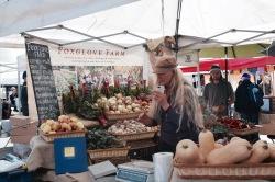 Saturday Market - Salt Spring Island