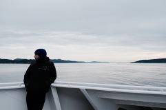 Ferry - Slat Spring Island