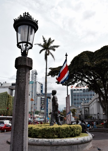 Parque Central - San Jose