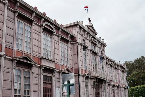 Edificio Metalico - San Jose