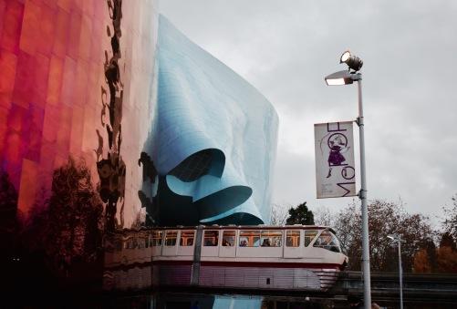 Musée de la Pop - Seattle