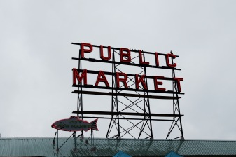 Pike Market - Seatlle