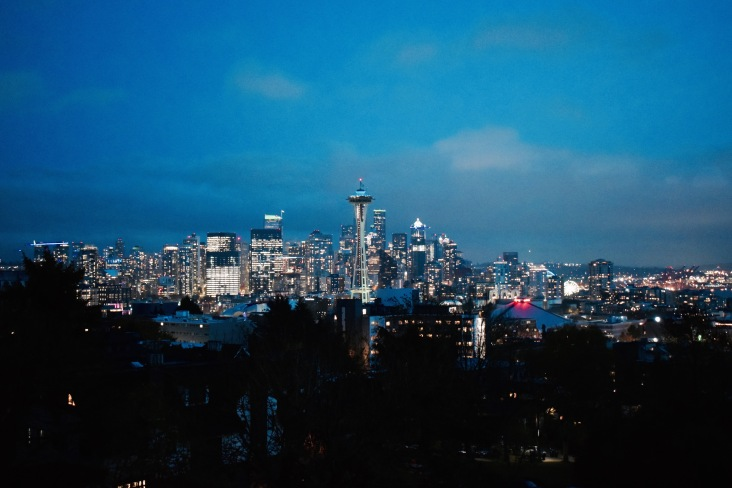 Kerry Park - Seattle